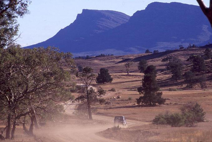 Bunyeroo George Flinders Ranges