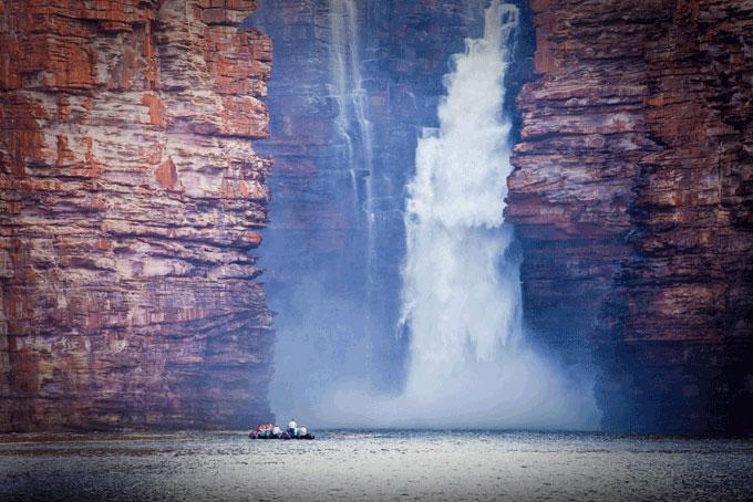 Die Kimberleys King George Falls