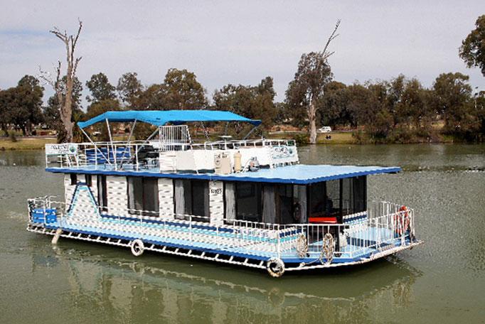 Hausboot Murray River