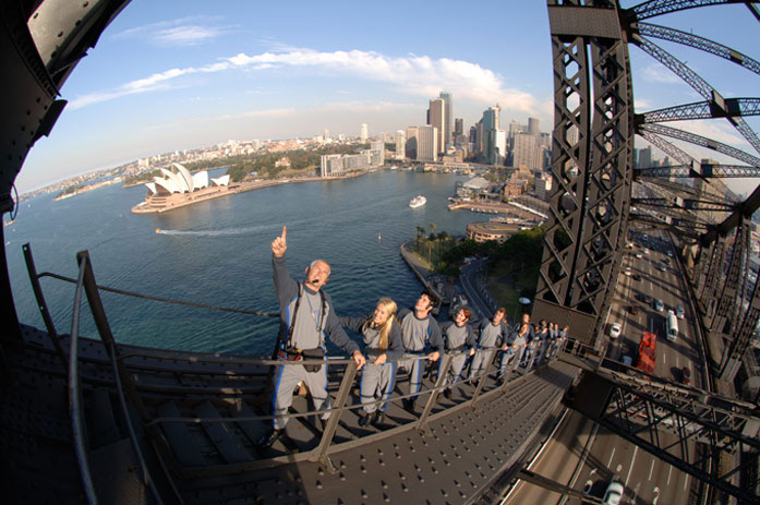 Bridge Climb in Sydney